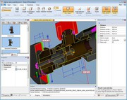 Viewing: Baugruppenvergleich und Analysefunktionen