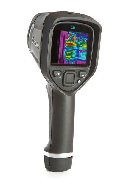 Wärmebildkamera: Einfach zu bedienen