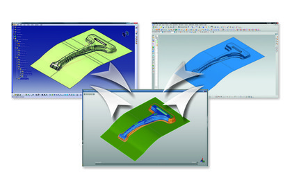 Steuerungstechnik: Schneller Datenaustausch zwischen Autoform und CAD-Systemen