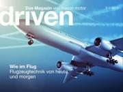Kundenmagazin: Aviatik heute und morgen