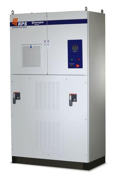PV-Wechselrichter: Intelligentes Kühlkonzept