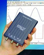 USB-Oszilloskop-Serie PicoScope 2200A: Für die Westentasche