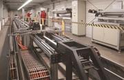 Schleppkettenanlage: Kabel und Leitungen im Dauertest