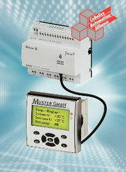 Kompaktsteuerung easyControl EC4P: Visualisierungshelfer