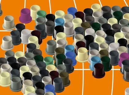 Kunststoff-Gleitlager: Besonders verschleißfest und schmierfrei