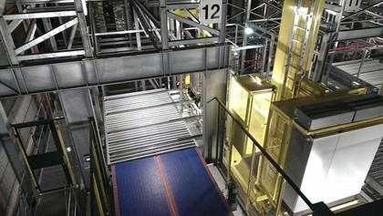 Hörmann Logistik: Flexible Lagerung
