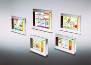 Bedienterminals PMI 5er Serie: Displays mit Vorschlägen
