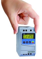 """Frequenzumrichter """"Mini Drive"""": In drei Baugrößen erhältlich"""