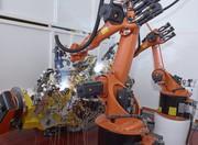 Modulare Schweißzelle: Einstieg in die Automatisierung
