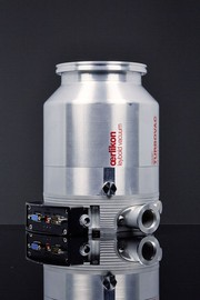 Turbomolekularpumpen Turbovac i: Hohe Vakuumleistung + Saugvermögen