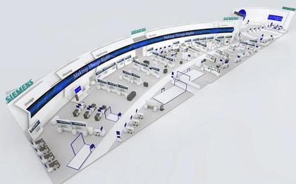 Siemens: Weichenstellung für die Produktion von morgen: Die Welten verschmelzen