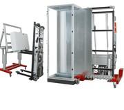 Lohmeier verwandelt Montagetische in mobile Verdrahtungsstationen: Das Ende  der Werkbank