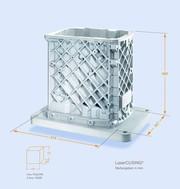 Rapid-Technologien: Größter Bauraum für das Laserschmelzen