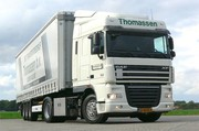 Bordcomputer Car Cube: Offene Standards bei Thomassen Transport