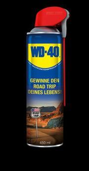Korrosionsschutz: WD40 startet neue Werbekampagne