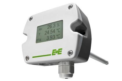 Messumformer EE210: Berechnet viele physikalische Größen