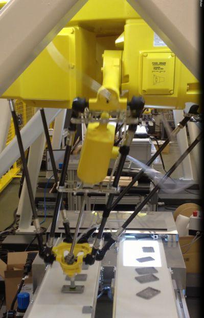 Roboterzellen: Schnelle Roboter-Zelle