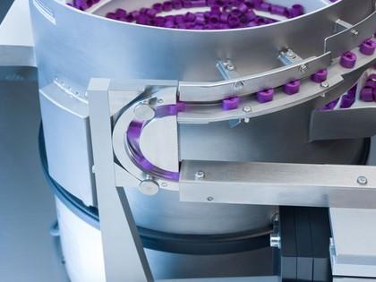 Pfuderer Maschinenbau: Schwingfördersysteme als Basis