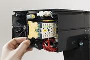 Stahl-Kettenzug jetzt serienmäßig mit Frequenzumrichter: Ruhe verlängert das Leben