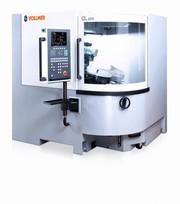 Schärfmaschine: Hartmetallbestückte Kreis- und Bandsägen schärfen