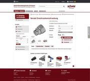 E-Shop: Edelstahl-Rohrverbindungen suchen und finden