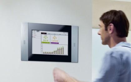 Gebäudemanagementsystem: Lässt sich intuitiv steuern