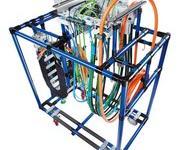 Transportgestelle: Montagezeiten verkürzen