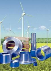 Blechformteile: Belastbare Bauteile für On- und Offshore