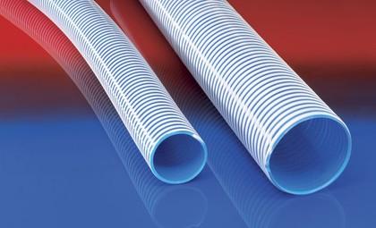 Schläuche: Abrasive Feststoffe fördern