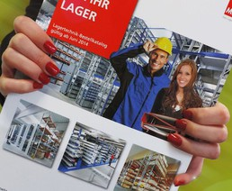 Regalsystem-Katalog: Neuer Katalog
