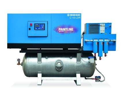 Druckluftlösung: Saubere Druckluft erzeugen