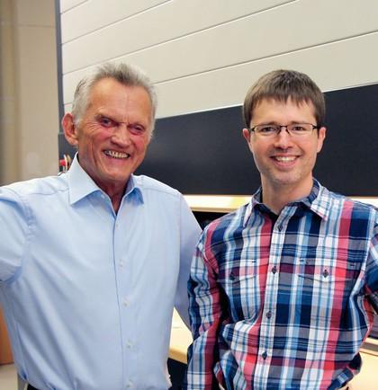 """Peter und Thomas Reichelt im Interview: """"Alle brauchen kleine Mengen"""""""