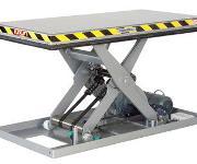 Elektromechanische Hubtische für Automobilindustrie: Verfügbar und sauber