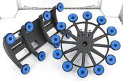 Roboterhand mit Vakuumsaugern