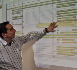 MES-Software: Dank Feinplanung alles im Blick