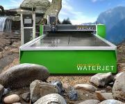 Boomende Wasserstrahlschneidetechnologie
