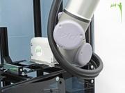Hochflexibler Industrieroboter mit integrierter Bildverarbeitung