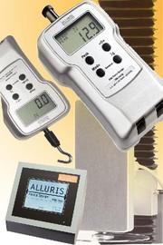 Kraftmessgeräte-Serie FMI-220: Kraftmessgeräte mit Schaltausgang