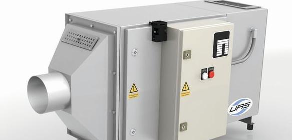 Elektrostatische Luftfilter Smog Hog SH-M06 von United Air Specialists
