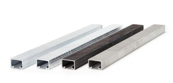 Montageschienen: Schwere Konstruktionen sicher befestigen