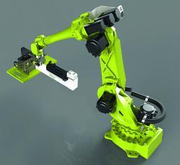 Roboterpresse