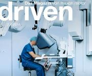 Driven Magazin von Maxon Motor