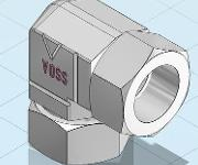 Voss Fluid 3D-CAD-Modelle