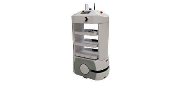 Mobile Roboter der Adept Lynx Serie