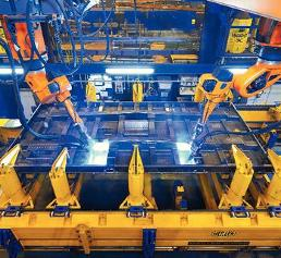 sechsachsige Roboter