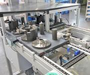 Doppelspur-Transfersysteme für die Montagetechnik