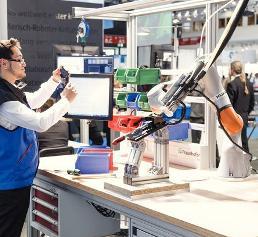Fraunhofer Projekt für neue Automatisierungskonzepte