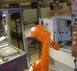 Robotergeführtes Teilehandling: Vom Chaos zur perfekten Ordnung