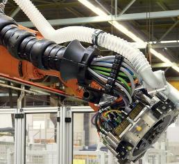 Triflex R-Energiekette