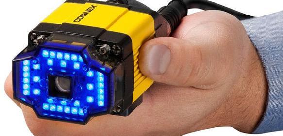 Power Grid Technologie von Cognex zum Lesen von 2-D Codes